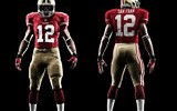 49ers Get New Uniforms