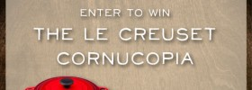 Eater Giveaway: Reminder: You Can Win the Le Creuset Cornucopia