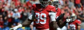 Aldon Smith could be looking at 20-25 percent of snaps vs. Panthers, acccording to PFT