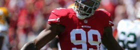 Aldon Smith makes his return to 49ers team practice