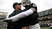 Allen, Raiders Try to Shake Off Loss to Eagles