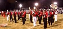 Coach Kicks Band Off Field