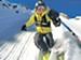 Helmet camera craze: Skiers record their own runs
