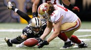 Niners Come Away Empty-Handed in New Orleans