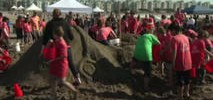 Sand Castle Contest Returns to SF