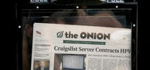 The Onion Goes Digital Only