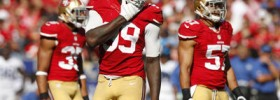 Vic Fangio on Aldon Smith: 'I'm sure he'll play some' on Sunday