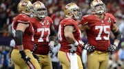 49ers Offensive Line Falling Apart
