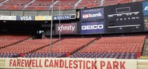 81 Kicked Out, 30 Arrested at Candlestick Park