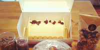 EaterWire: b. patisserie's Holiday Treats; 4505, Four Barrel Team Up