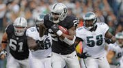 McFadden Facing His Raiders Finale