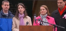 Newtown Families' Touching Tribute