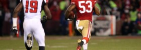 Vic Fangio talks NaVorro Bowman pick-six, Cardinals offensive development