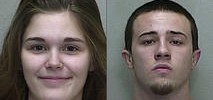 Woman Brought Kids to Robbery: Cops
