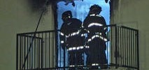 Apartment Fire Displaces 4 Families