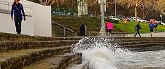 Aquatic Park - 123113 - 14 - King Tide of December 2013