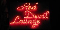 EaterWire: Red Devil Lounge Shutters; Bean Bag's Beer Bust