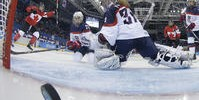 Miscues Hurt U.S. in Loss to Canada