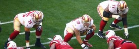 San Francisco 49ers 2013 roster view: Offensive line