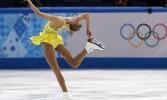 Sochi 2014: Polina Edmunds in Ladies Short Program