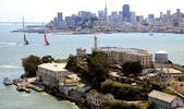 Alcatraz Closes Because of Wind