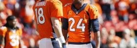 Broncos release Champ Bailey, clear Peyton Manning for 2014 season