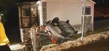 Car Crashes into El Sobrante Home, No Injuries