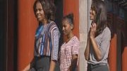 First Lady Visits Beijing