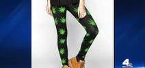 Marijuana-Themed Clothing Targeted