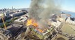 Video: A Drone's-Eye View Of The Mission Bay Fire