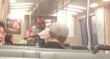 Video: BART Rider Harasses Passengers, Gropes Woman