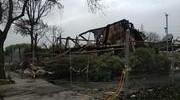 Bulldozers Arrive To Tear Down Old KNTV Studios