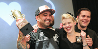 EaterWire: Richie Nakano Wins Cochon 555; Cooking Alinea's Book