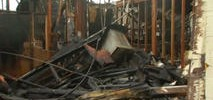 Hot Spots Prevent Search of Former KNTV Studio Gutted by Fire