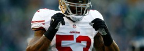 NaVorro Bowman back in Bay Area, told rehab progress ahead of schedule