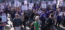 SF Workers Protest Tax Exemptions for Tech Companies
