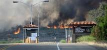 Tomahawk Fire Burns 6,000 Acres at Camp Pendleton