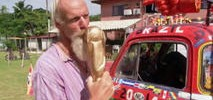 Fan Drives from SF to Brazil for 2014 World Cup