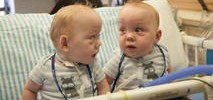 Formerly Conjoined Twins to Go Home