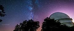 Mt Hamilton - Gateway to the Milky Way