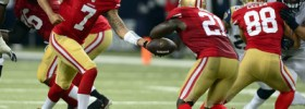 Digging deeper into the 49ers' run-pass ratio
