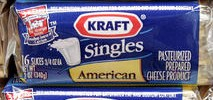 Kraft Recalls Some American Singles Cheese