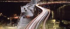 Eastern Span Bay Bridge Big Picture