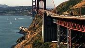 Golden Gate Bridge, San Francisco, June 1978