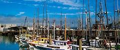 Port, Jefferson Street, San Francisco