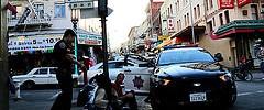 SFPD - the streets of San Francisco