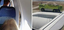A.A. Flight Makes Emergency Landing After Walls Buckle