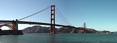 Golden Gate... à vélo