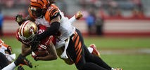 49ers Fall to Bengals