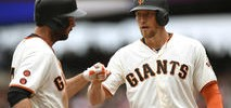 Giants Win Home Opening Series Over Dodgers
